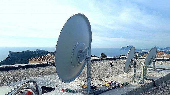 Euronics Satelvisión expertos profesionales instaladores.