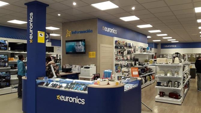 Euronics Satelvisión en Teulada